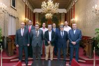 El Ayuntamiento de Marbella se interesa por el proyecto 'Alicante se Mueve'