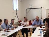 El Ayuntamiento presenta el Estudio sobre comercio en la zona EDUSI