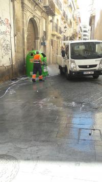 Limpieza Miguel Soler