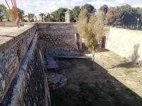 imagen del Foso del Castillo de San Fernando