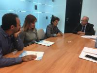 El Ayuntamiento de Alicante valora muy positivamente firmar un convenio de colaboración con la Asociación de Daño Cerebral Adquirido para hacer prácticas formativas
