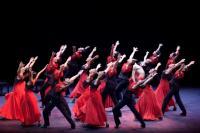 Instantánea de integrantes del BNE en una de sus actuaciones