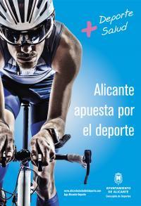 Modelo cartel Concienciación Deporte y Salud