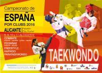 CAMPEONATO DE ESPAÑA DE TAEKWONDO POR CLUBS