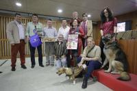 Acto de presentación celebración del Día del Perro de San Roque