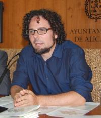 Daniel Simón, concejal de Cultura