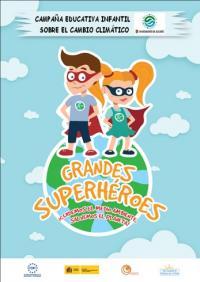 Campaña Grandes Superhéroes