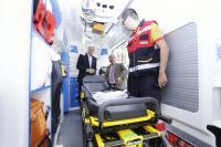 Convenio para cesión de Ambulancias en eventos