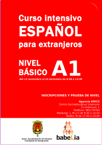 Curso de español para extranjeros