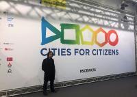 Daniel Simón en la asamblea de la Red de Ciudades Inteligentes
