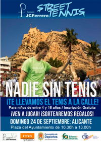 Alicante Street Tenis