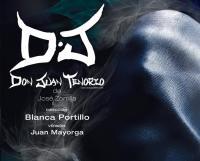 "Imagen cartel obra ""Don Juan Tenorio""."