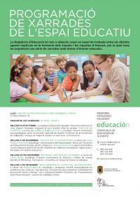 Educació obri el curs amb una xarrada formativa per a famílies