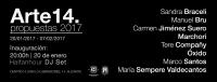 """Exposición """"Colectiva Arte Propuestas 2017"""""""