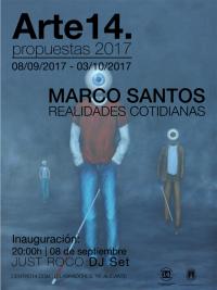 Fotografía exposición Marco Santos