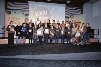 Gala de entrega de Premios al comercio Alicante 2016