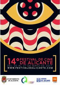 Concurso escaparates festival cine de Alicante 2017