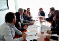 Mesa de trabajo de Alicante Ciudad del Arroz