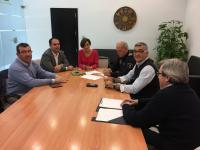 Intercambio de ideas con el Ayuntamiento de Guardamar