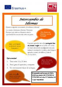 Intercambio de Idiomas en Centro 14