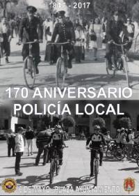 170 aniversario Policía Local