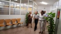 Visita Centro de Voluntariado y Asociaciones