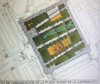 Proyecto urbanización Plaza de la Justicia