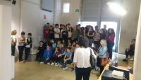 Escolares de Alicante en las Jornada Oriéntate