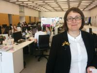 Sonia Tirado revisa modelos de emprendimiento en Valencia