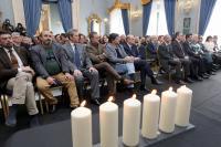 Conmemoración Holocausto