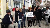 Primer canvi de carrer franquista