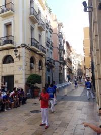 El Ayuntamiento recupera la Piolata Valenciana en las calles de Alicante