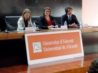 Sonia Tirado participa en DOEACT_UA