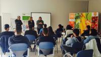 curso sobre Logística impartido en Mercalicante completa su cupo y suscita el interés de las empresas