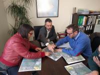 L'ALDES millora la señalética dels polígons industrials