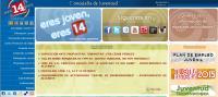 Imagen página web Concejalía de Juventud