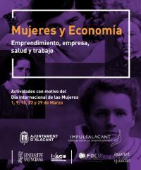 Conferencias ciclo Mujeres y Economía