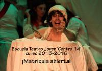 Escuela de Teatro Joven 2015-2016