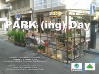 Segunda edición de PARK (ing) Day