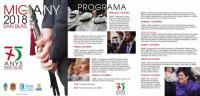 Programa Mig Any 2018 San Blas