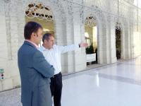 Entrevista con el nuevo director de Casa Mediterráneo 1