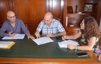 Reunión de trabajo concejal de coordinación