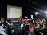 Sesión de apertura de la Sala Cartográfica