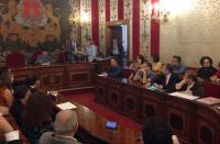 Sorteo Pleno del Ayuntamiento de Alicante