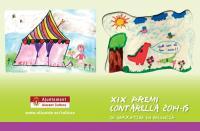 Imagen cartel XIX Premi Contarella 2014-15.