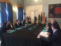 Sesión de la Comisión Ejecutiva 'Alicante Se Mueve: Being Smart'