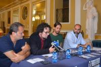 Presenación de la 8ª edición del festival de circo contemporáneo Circarte