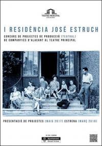 I Residencia José Estruch 2017