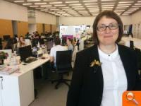 Sonia Tirado presenta la nova programació del Centre d'Emprenedors