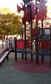 Renovación parque infantil